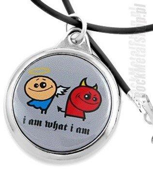 wisior I AM WHAT I AM