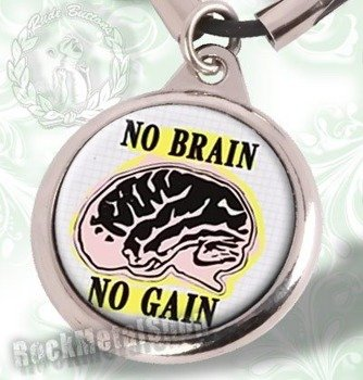 wisior NO BRAIN - NO GAIN