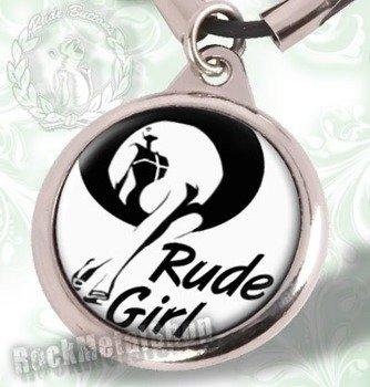 wisior RUDE GIRL