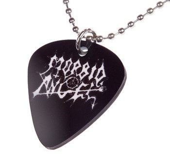 wisior kostka gitarowa MORBID ANGEL
