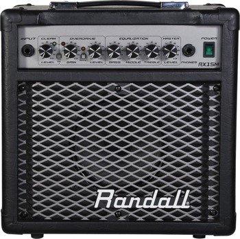 wzmacniacz gitarowy combo RANDALL RX15M-BC 15W
