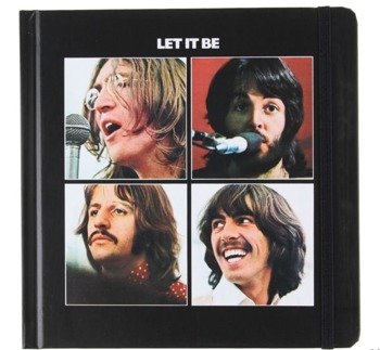 zeszyt THE BEATLES - LET IT BE