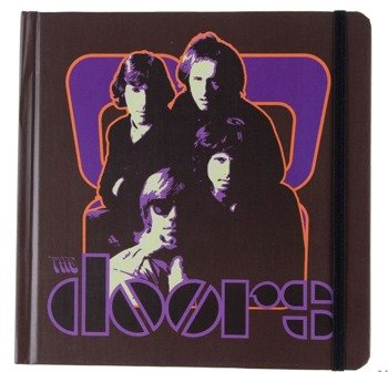 zeszyt THE DOORS - 70'S PANEL