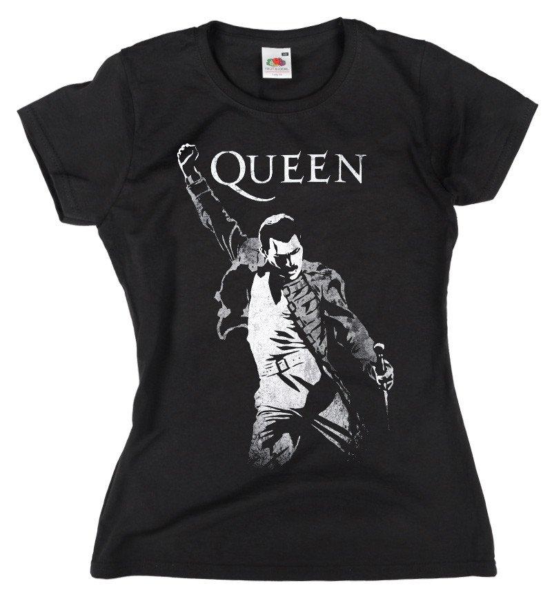 Ładowanie zdjęcia bluzka damska QUEEN - FREDDIE MERCURY
