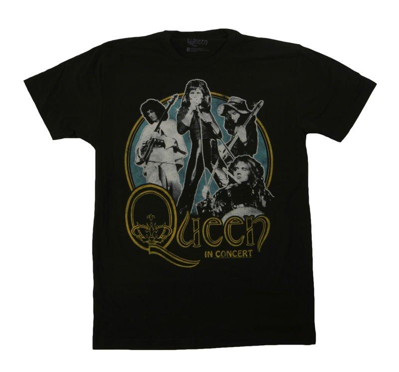 Ładowanie zdjęcia koszulka QUEEN - IN CONCERT