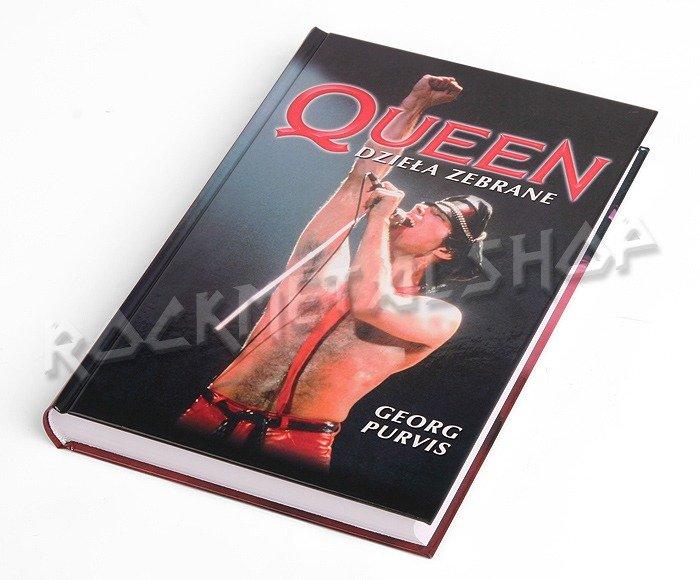 Ładowanie zdjęcia książka QUEEN - DZIEŁA ZEBRANE