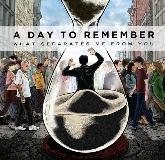 A DAY TO REMEMBER: WHAT SEPARATES ME FROM YOU (CD)