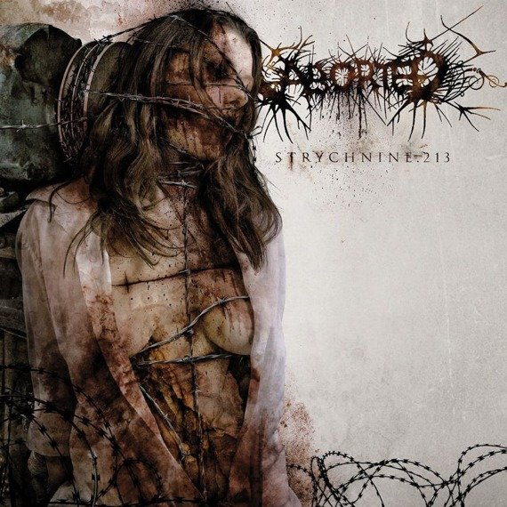 ABORTED: STRYCHNINE.213 (CD)