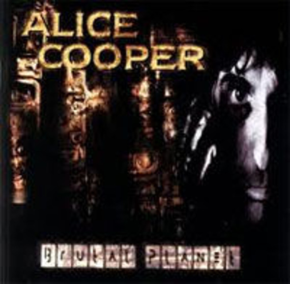ALICE COOPER: BRUTAL PLANET  (LP VINYL)