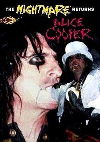 ALICE COOPER: THE NIGHTMARE RETURNS (DVD)