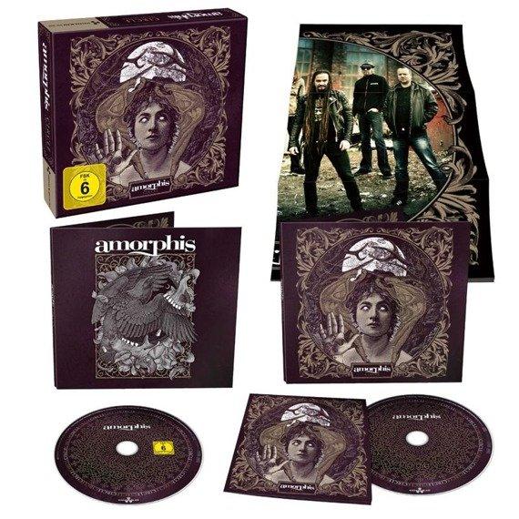 AMORPHIS: CIRCLE (CD+DVD)