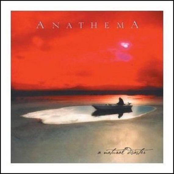 ANATHEMA : A NATURAL DISASTER (CD)