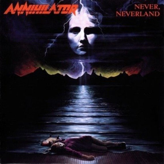 ANNIHILATOR: NEVER NEVERLAND (CD)