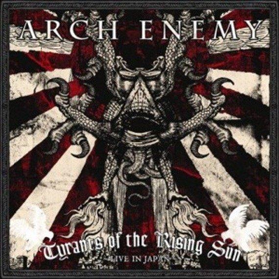 ARCH ENEMY: TYRANTS OF THE RISING SUN (2CD) (CD)