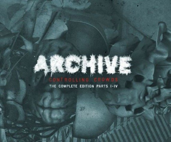 ARCHIVE: CONTROLLING CROWDS -THE COMPLETE EDITION PARTS I-IV (2CD)