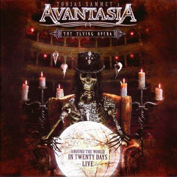 AVANTASIA: THE FLYING OPERA (3LP VINYL) BOX SET