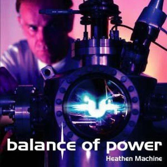 BALANCE OF POWER: HEATHEN MACHINE (CD)