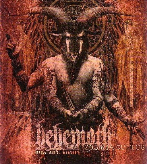 BEHEMOTH: ZOS KIA CULTUS  - HERE AND BEYOND (CD)