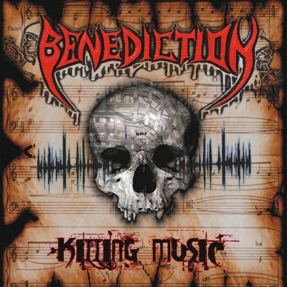 BENEDICTION: KILLING MUSIC (CD)