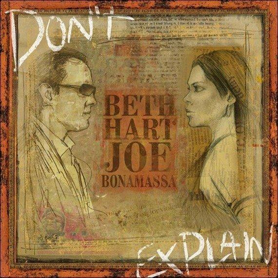 BETH HART, JOE BONAMASSA: DON'T EXPLAIN (CD)