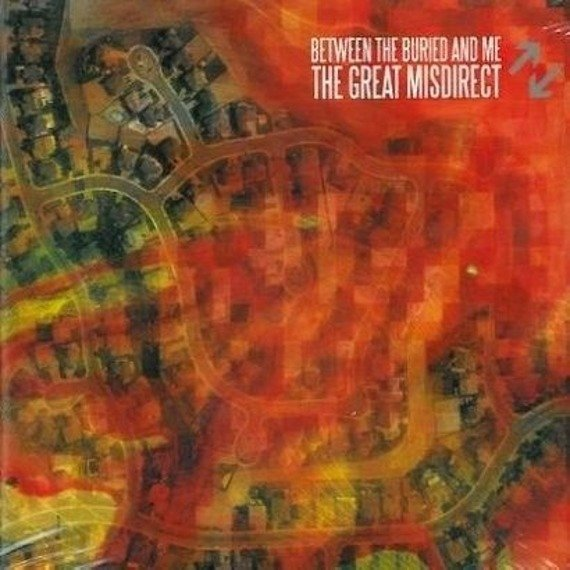 BETWEEN THE BURIED AND ME: THE GREAT MISDIRECT (CD)