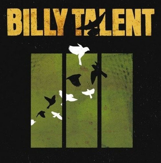 BILLY TALENT: BILLY TALENT III (CD)