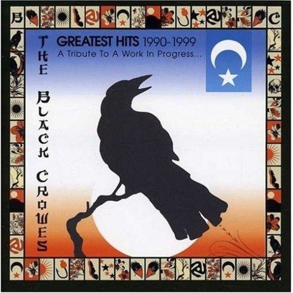 BLACK CROWES: GREATEST HITS 1990-1999 (CD)