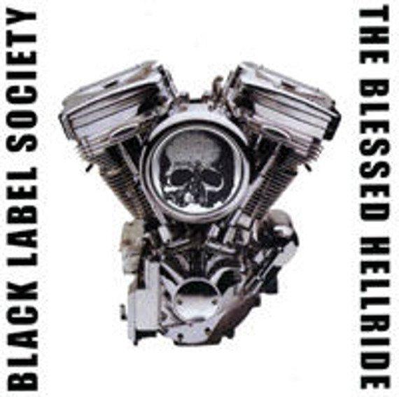 BLACK LABEL SOCIETY: THE BLESSED HELLRIDE (LP VINYL)