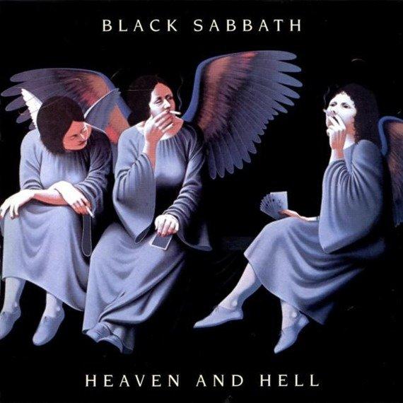 BLACK SABBATH: HEAVEN AND HELL (CD)