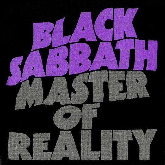 BLACK SABBATH: MASTER OF REALITY (LP VINYL+CD)