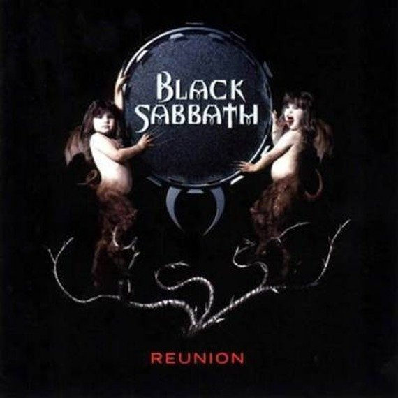 BLACK SABBATH: REUNION (CD)