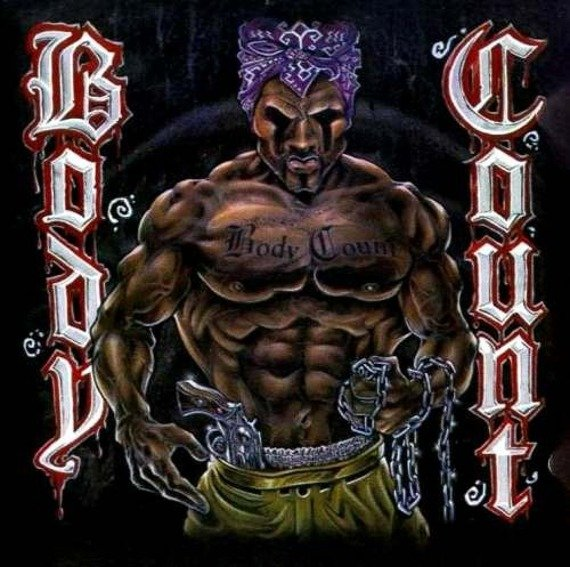 BODY COUNT - BODY COUNT (CD)