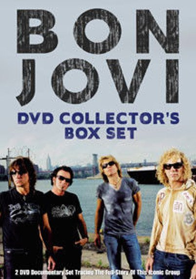 BON JOVI: COLLECTOR'S BOX SET (2DVD)