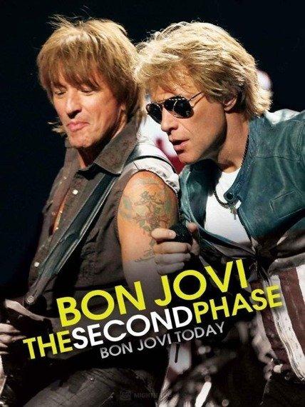 BON JOVI: THE SECOND PHASE (DVD)