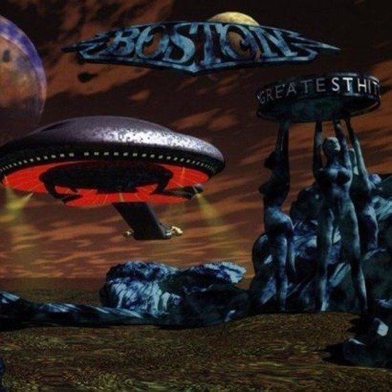 BOSTON: GREATEST HITS (CD)