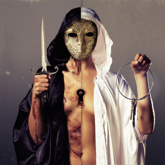 BRING ME THE HORIZON: THERE IS A HELL BELIEVE ME I'VE SEEN THERE IS A HEAVEN LETS KEEP IT A SECRET (CD)