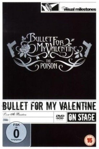 BULLET FOR MY VALENTINE:LIVE AT BRIXTON (DVD)
