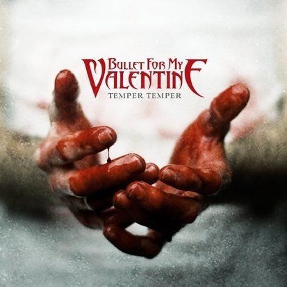 BULLET FOR MY VALENTINE : TEMPER TEMPER (CD DELUXE)