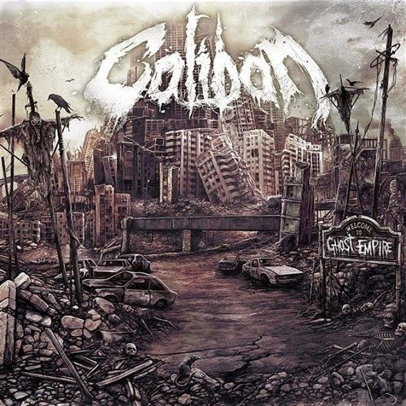 CALIBAN: GHOST EMPIRE (CD)