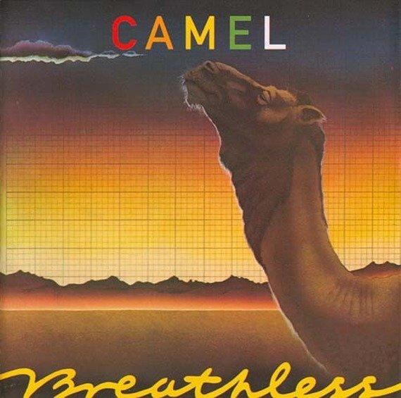 CAMEL: BREATHLESS (CD)