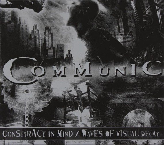 COMMUNIC: CONSPIRACY IN MIND/WAVES OF VISUAL DECAY (2CD DIGIPACK)