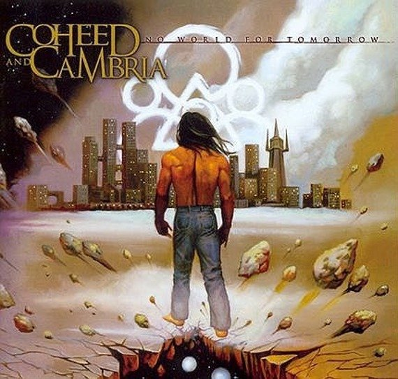 COSHEED AND CAMBRIA : NO WORLD FOR TOMORROW (CD)