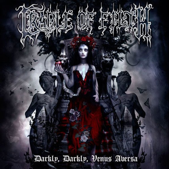 CRADLE OF FILTH: DARKLY, DARKLY, VENUS AVERSA (CD)