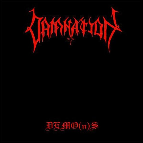 DAMNATION: DEMO(n)S (CD)