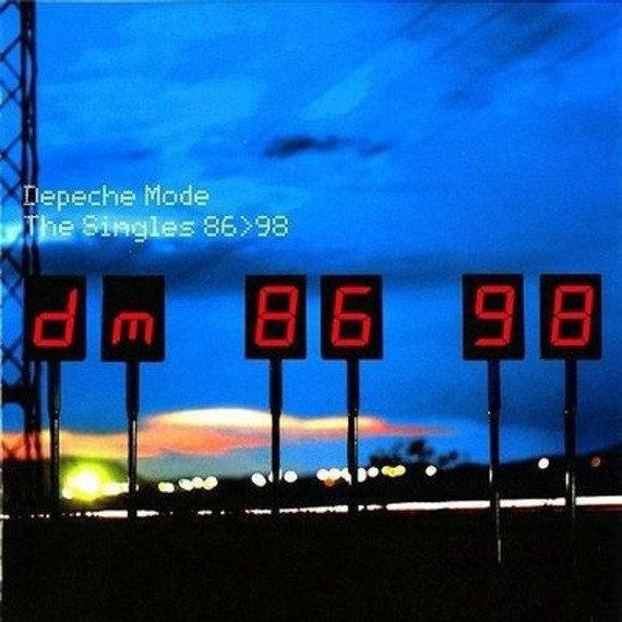 DEPECHE MODE: THE SINGLES 86-98 (2CD)