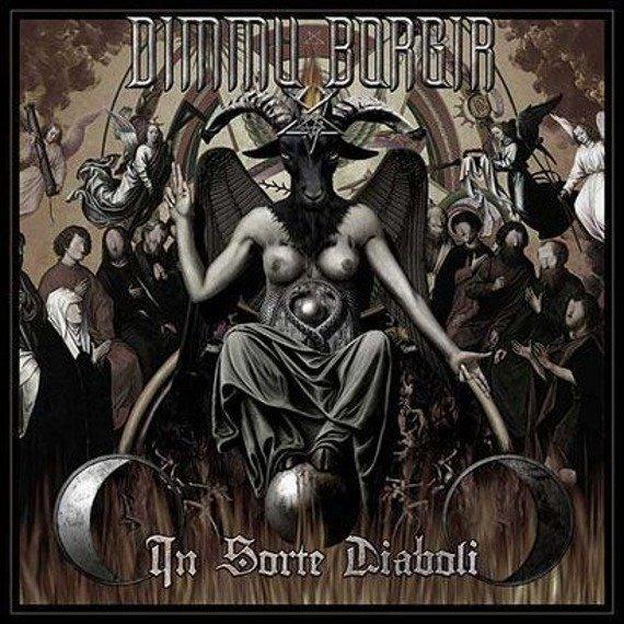 DIMMU BORGIR - IN SORTE DIABOLI (CD)