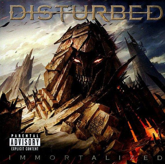 DISTURBED: IMMORTALIZED (CD)