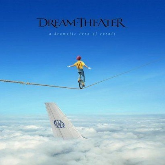 DREAM THEATER: A DRAMATIC TURN OF EVENTS (CD)