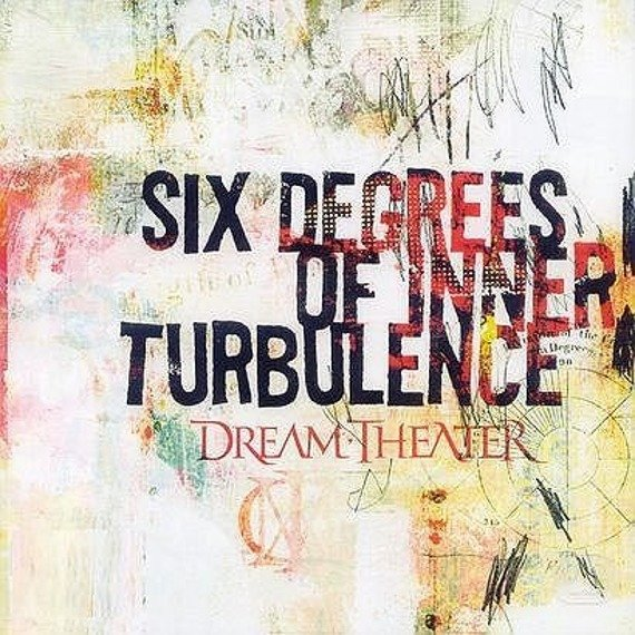 DREAM THEATER: SIX DEGREES OF INNER TURBULENCE (CD)