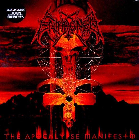 ENTHRONED: APOCALYPTIC MANIFESTO (LP VINYL)